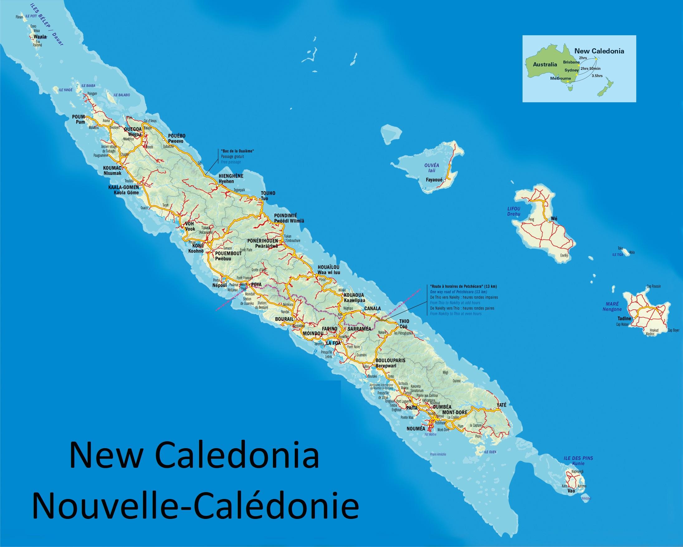 Dating new caledonia