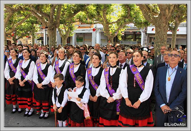 #BriviescaFiestas17 Recepción en el Ayuntamiento y canto popular del Himno a Briviesca (8)