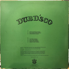 BUNNY WAILER:DUBD'SCO VOL.1(JACKET B)