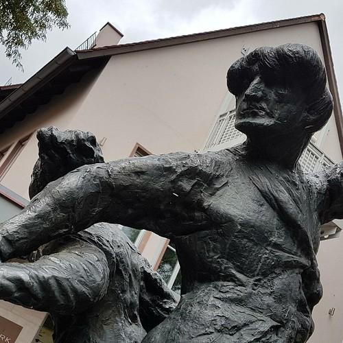 Statua. Farmer's Island, Norimberga