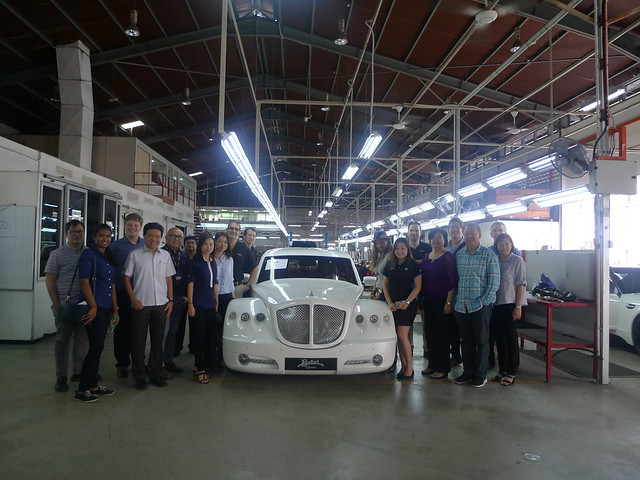 2017 August - Bufori Factory Visit