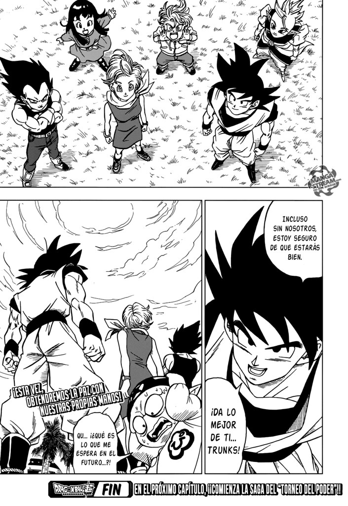 DRAGON BALL SUPER 26