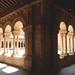 Claustro románico Colegiata de San Pedro ( Soria ) S.XII-XIII by Jesús Moral Nuez