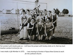 Gawler Hockey Club members c1965