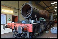 No 5553 12th July 2017 Peak Rail Rowsley South