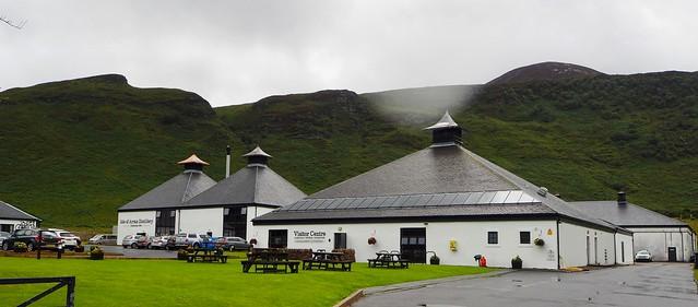 Arran Distillery, Lochranza, Arran