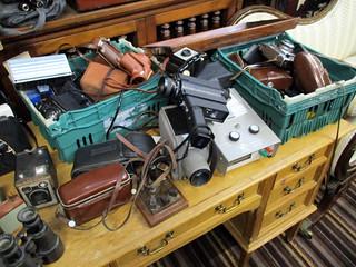 Antique Camera Gear