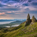 Ancient Pinnacles by Pete Rowbottom, Wigan, UK