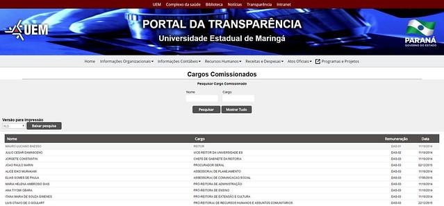 Transparencia UEM