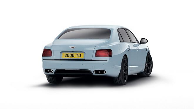 賓利飛馳V8 S Black Edition車型 (4)