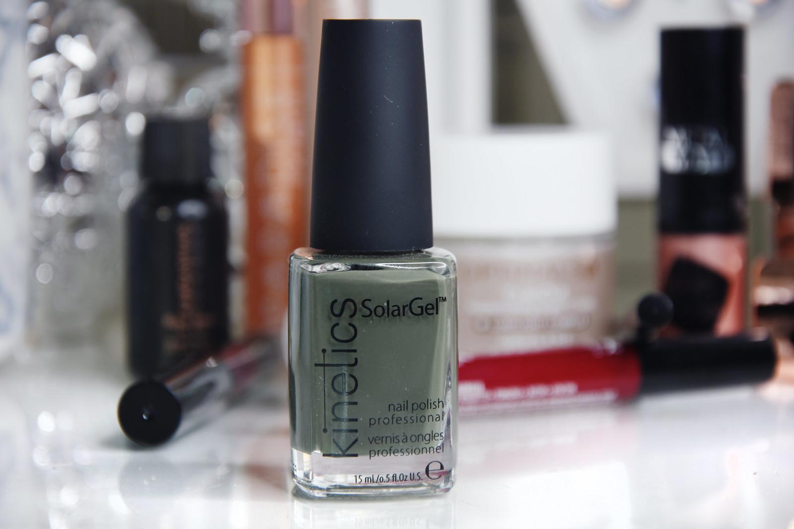 Kinetics nail polish review