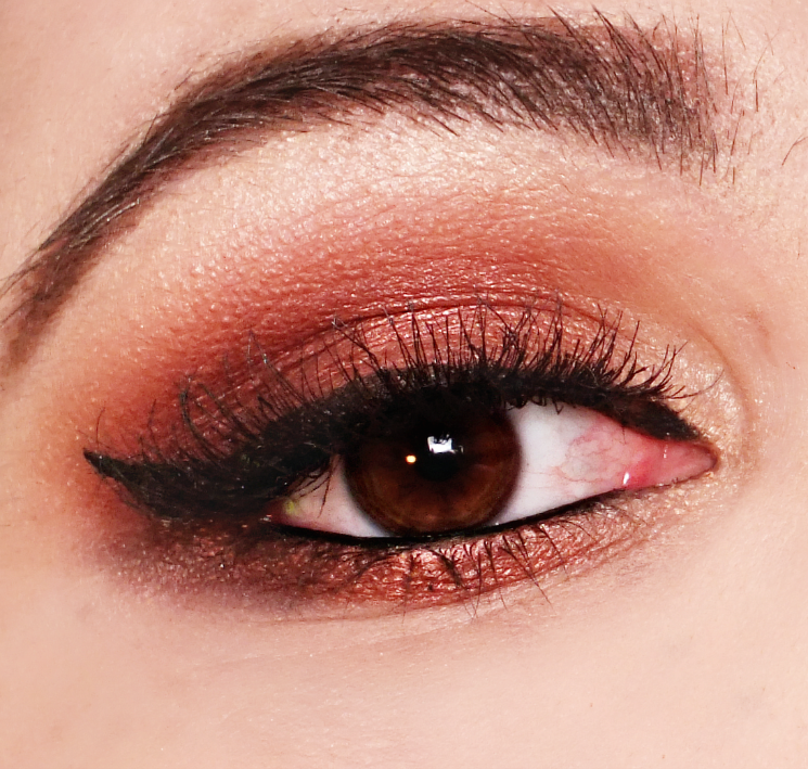 urban decay naked heat eye look