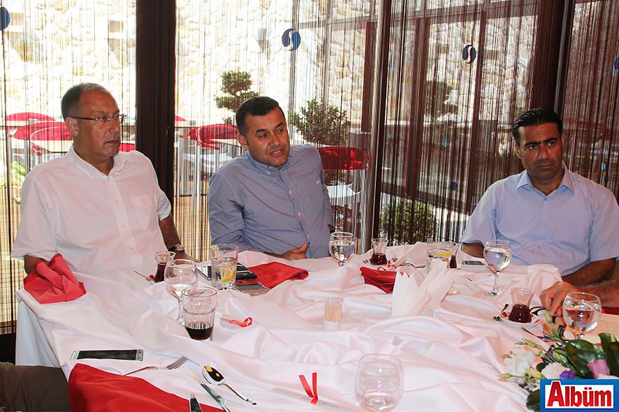 Burhan Sili, Adem Murat Yücel, Mehmet Dahaoğlu