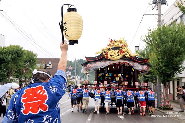 會津田島祇園祭