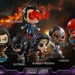 這是正義聯「萌」吧!感覺就超好欺負的!!Hot Toys - COSB390 - 397【正義聯盟】Justice League Cosbaby Collectible Set