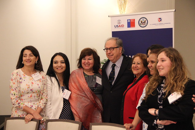 Seminario Participación Económica Femenina en APEC