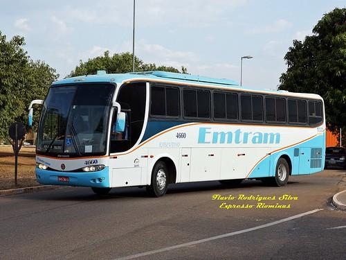 EMTRAM 4660 - NOVO JARDIM x PALMAS