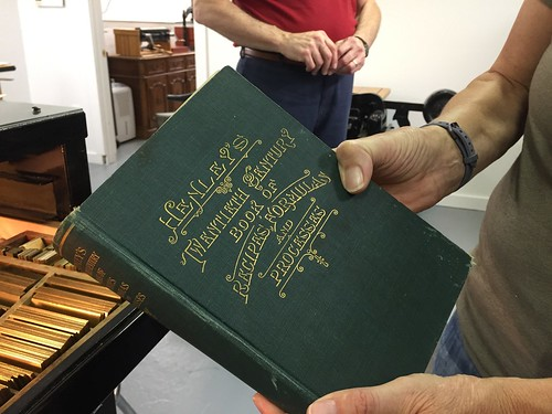 A finished restored book - Minnesota Book Restoration