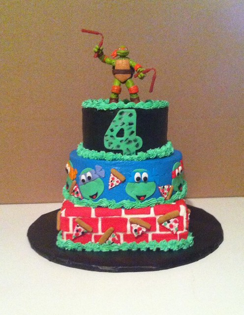 Cake by Sugar and Spice Cakes