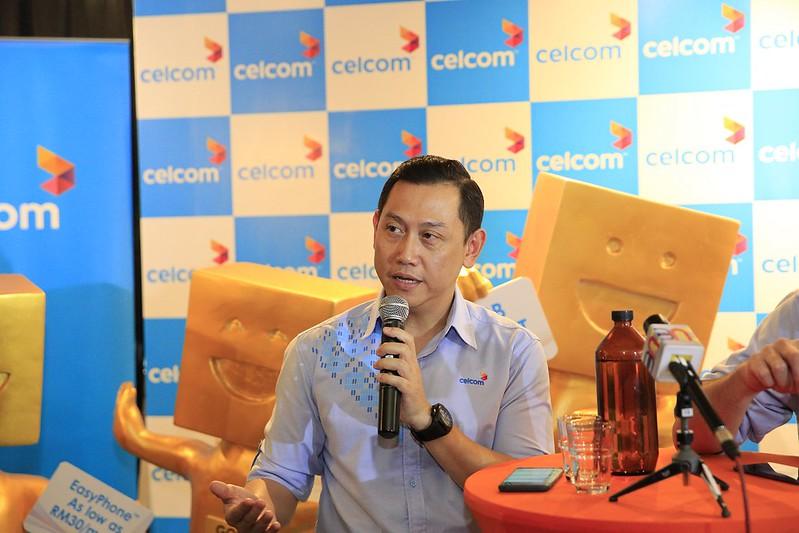 Celcom First™ Lancar Pelan Baru First™ Gold Supreme &Amp; First™ Platinum Plus