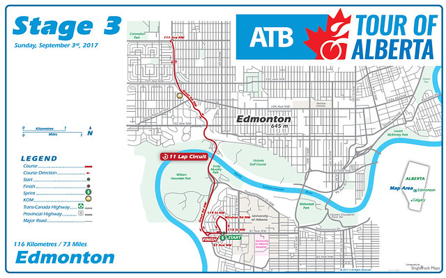 Tour of Alberta - Stage 3