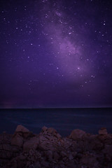 23/52: Milky way  over Punta Planka