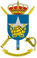 Escudo del Centro Geográfico del Ejército de Tierra