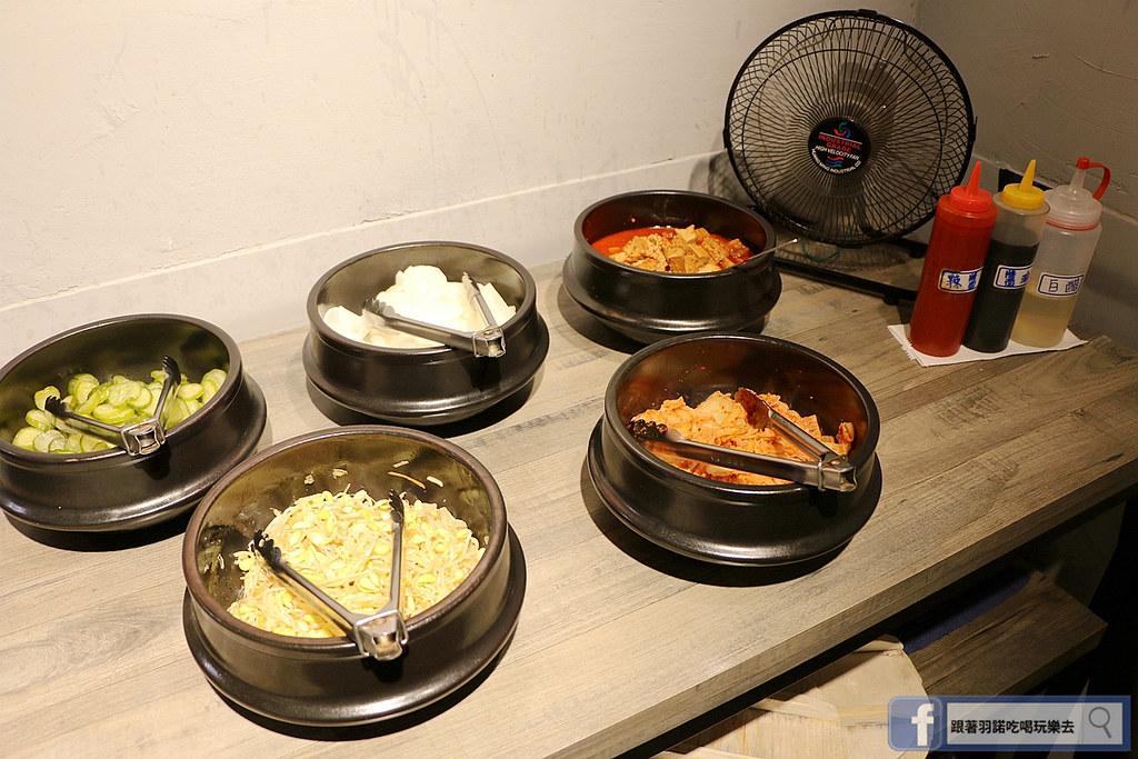 Hololook 韓式料理23