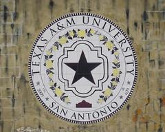 Texas A&M San Antonio seal