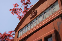 closeup-telefono-London
