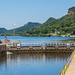Mississippi River Lock and Dam No. 6 - Trempealeau, Wisconsin
