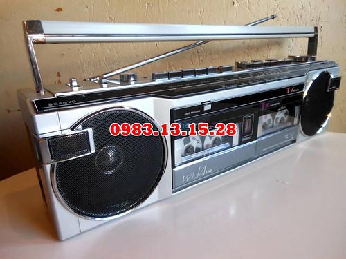 Cassette SANYO WU4 MK II