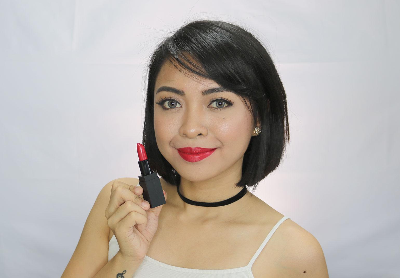 10 Muy Bien Bonita Cosmetics Lipsticks Review Ruby Rose - Gen-zel She Sings Beauty
