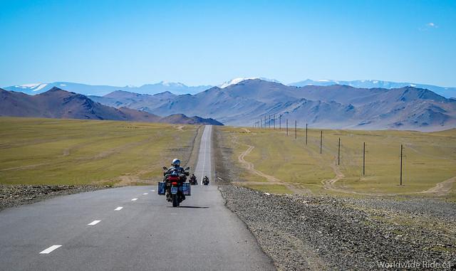 Mongolia Uglii to Khvod-3