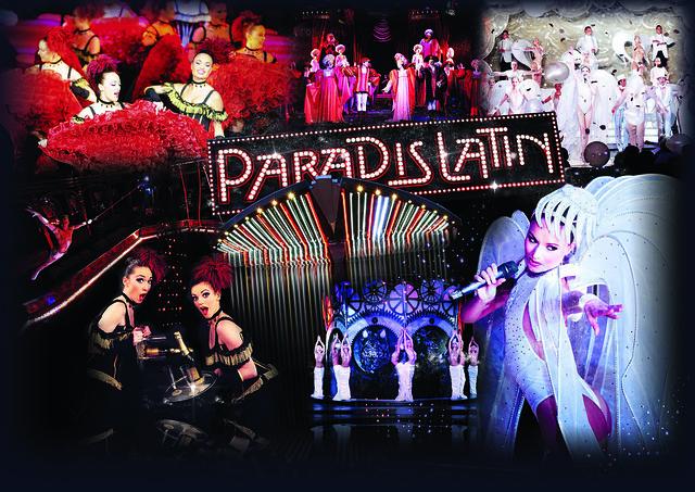 · Paradis Latin · El Cabaret ·