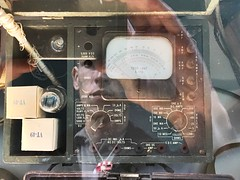 WWII Multimeter 😍 - Photo of Montbray