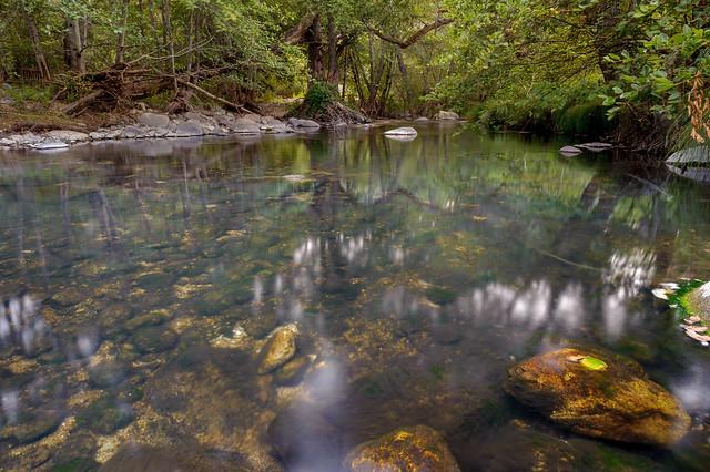 Clear Pond, Nikon D700, AF Nikkor 24mm f/2.8D