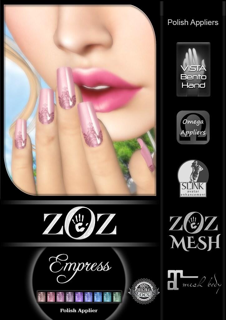 {ZOZ}  Empress Pix L - TeleportHub.com Live!