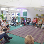 Creative Writing Workshop in The Greenhouse |