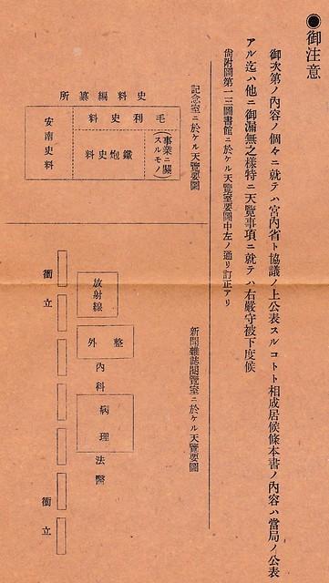 昭和天皇東京帝国大学行幸 (13)