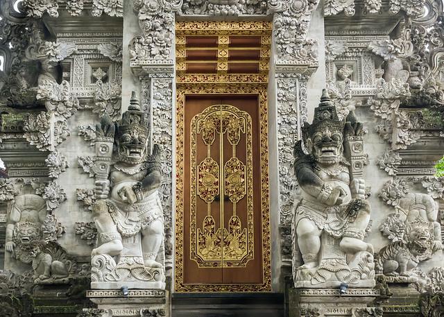 Demons and doorway