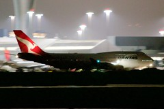 Qantas Boeing 747 -400 DSC_0188