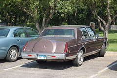 1987 Lincoln Continental Givenchy Series