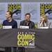 Kevin Feige, Taika Waititi, Chris Hemsworth, Tom Hiddleston, Mark Ruffalo, Cate Blanchett, Jeff Goldblum, Tessa Thompson and Karl Urban