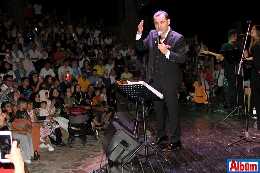 Ferhat Göçer Alanya konseri -2