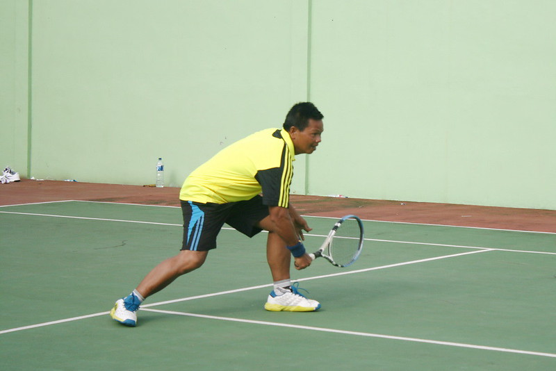 Seleksi Atlet Putra PTWP Pengadilan Tinggi Agama Medan