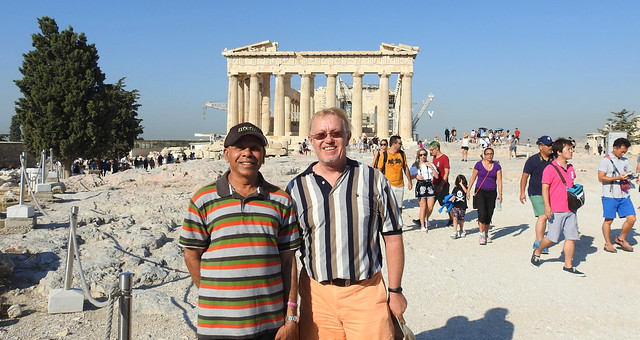 September 2 Saturday (The Acropolis)