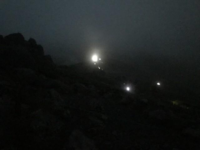乗鞍岳 大黒岳 登山道