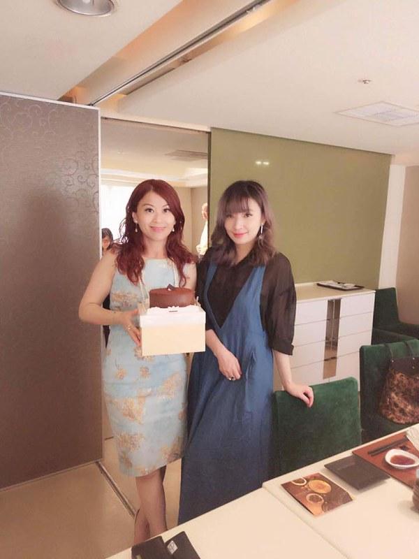 第一碗壽麵和蛋糕 (1)