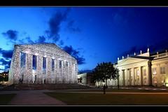 Parthenon of Books, Documenta 14 Kassel.